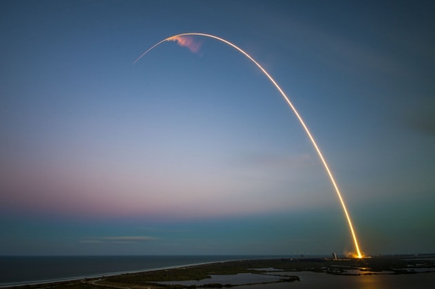 SpaceX, un altro atterraggio fallito per il Falcon 9