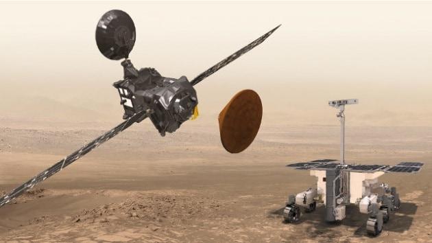 Su Marte e oltre: i passi dell'esplorazione spaziale