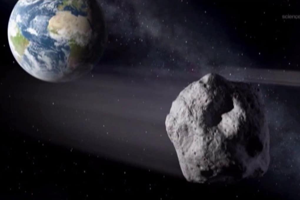 Asteroide in vista il 5 marzo 2016