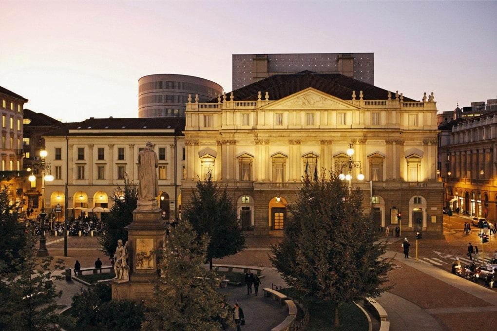 La storia del Teatro alla Scala
