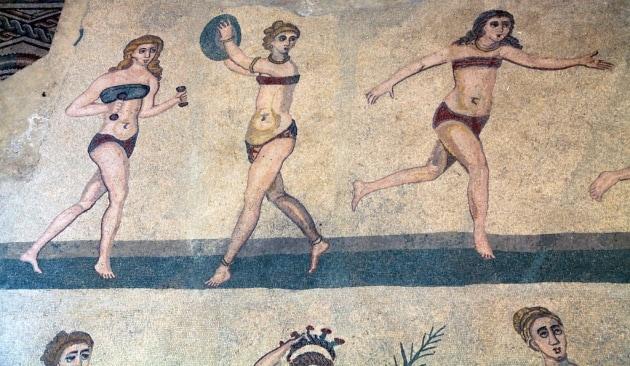 Le donne prima della festa della donna