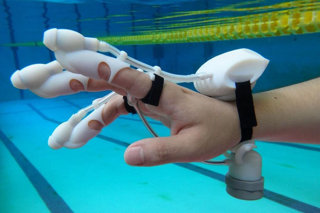 Emula il sonar dei delfini per sentire oggetti in acqua