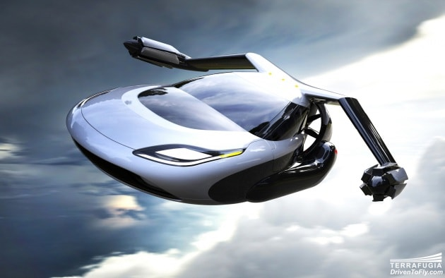 Flying car: nuovi studi per un'auto volante