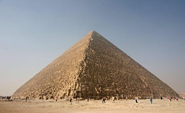 Scoperto un piccolo errore nella Grande Piramide