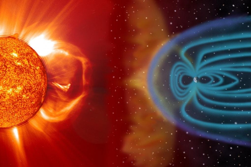 Prevedere l'arrivo sulla Terra delle tempeste solari 24 ore prima