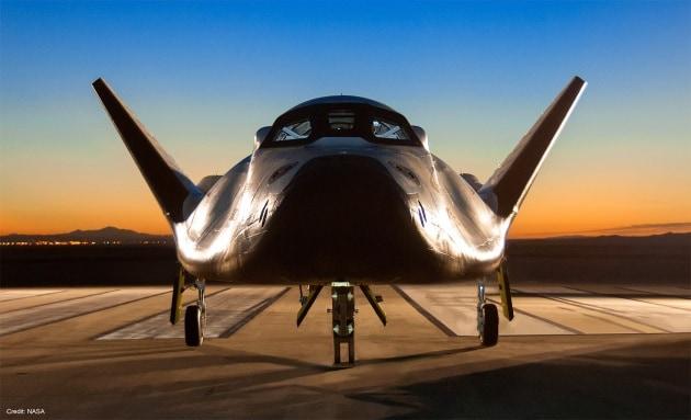 Dream Chaser, il nuovo shuttle