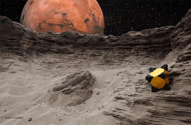 Hedgehog: dalla Nasa un nuovo robot per esplorare le comete