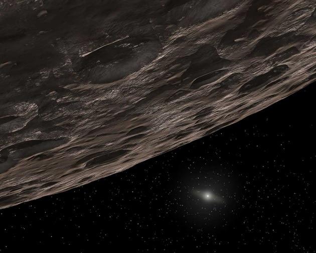 Nuove prove a favore dell'esistenza del Pianeta Nove
