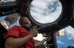 Stazione spaziale internazionale, Luca Parmitano