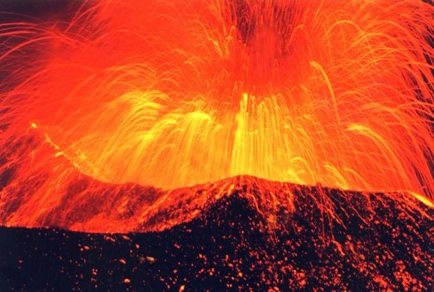 Eruzioni vulcaniche: i Campi Flegrei non