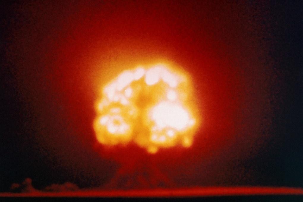 16 luglio 1945, il Trinity test.