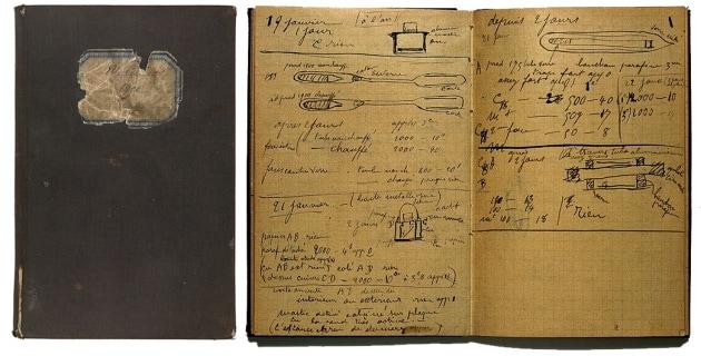 Marie Curie, i suoi manoscritti ancora radioattivi