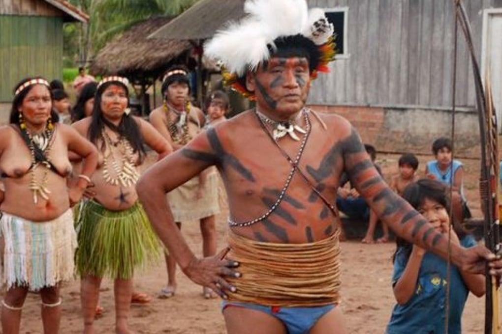 La tribù dell'Amazzonia che vive senza tempo