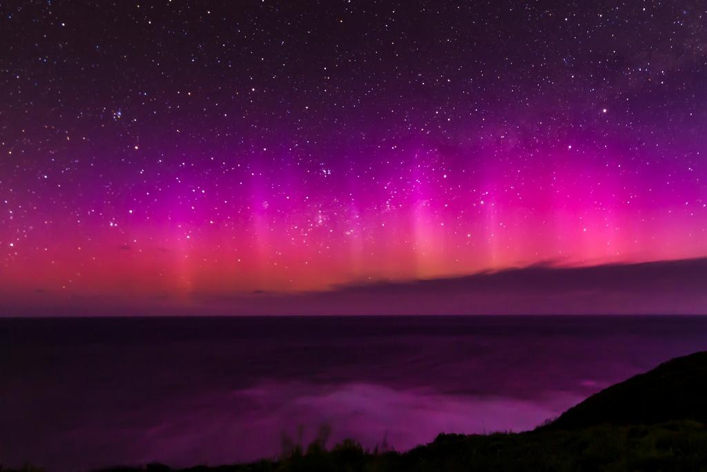 MERAVIGLIE NATURALI Auroraaustralisrussellwiltshire