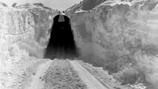 Guerra Fredda: Iceworm può ancora fare danni