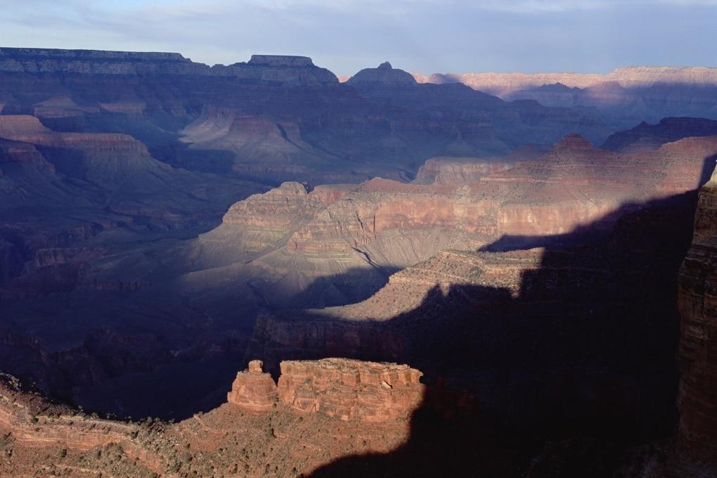 Il Grand Canyon è molto più giovane dei dinosauri