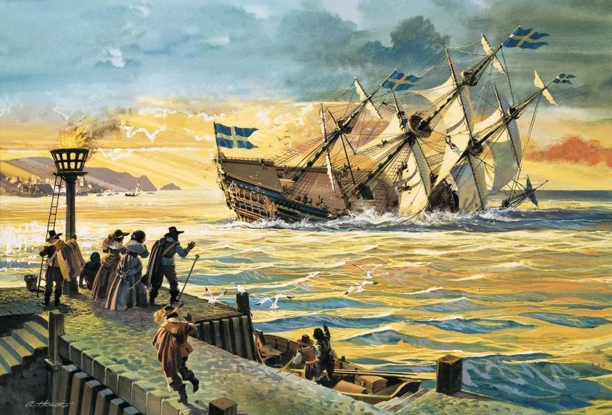7 naufragi entrati nella Storia