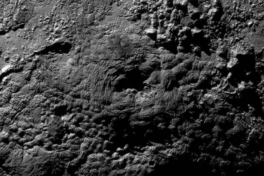 Vulcani di ghiaccio su Plutone