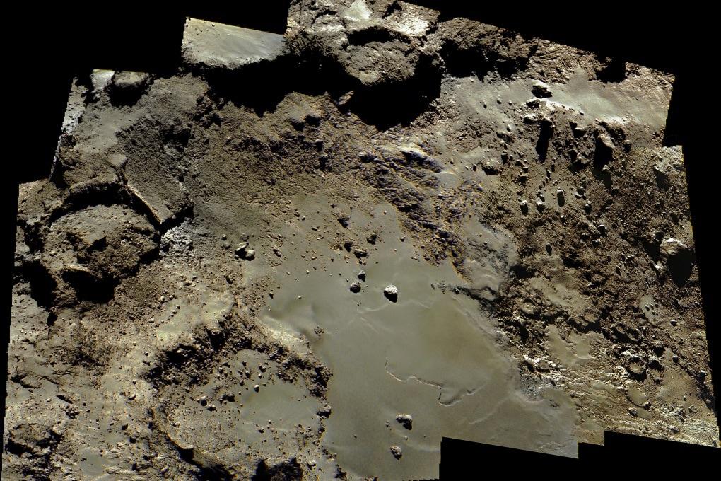 67P/Churyumov-Gerasimenko: morfologia di una cometa