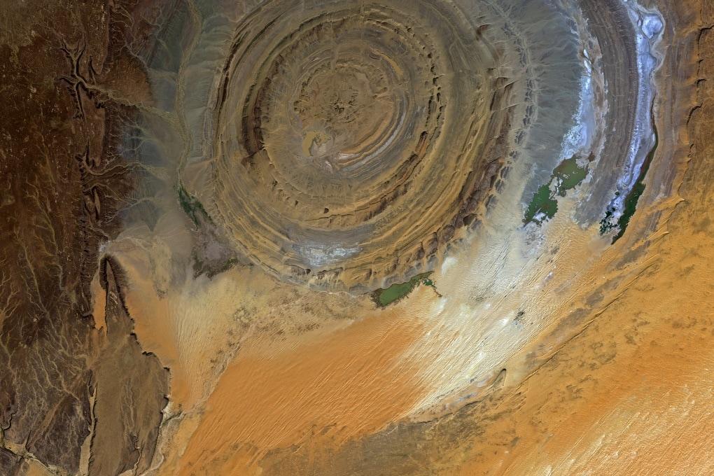 L'Occhio del Sahara rimane un mistero