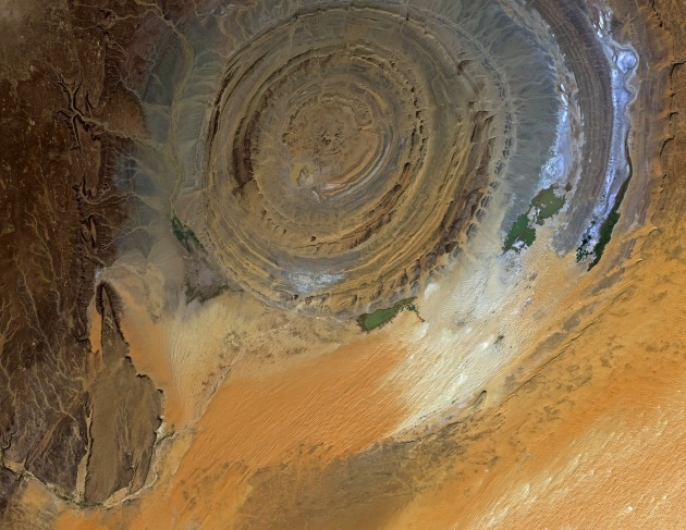 richat_structure_mauritania