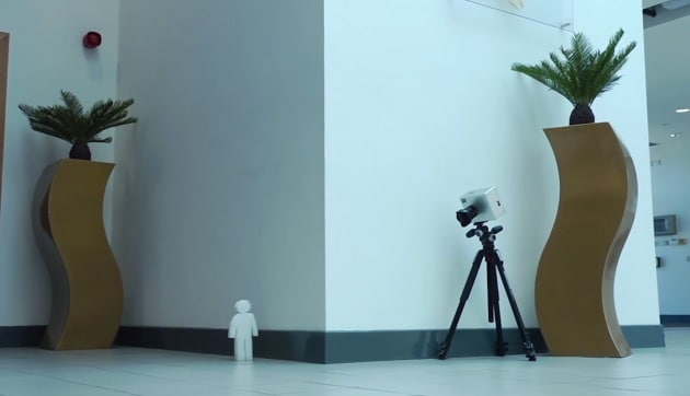 Telecamera Nascosta In Oggetti : La telecamera che vede dietro l angolo focus