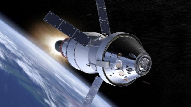 Il protocollo della missione EM-1, che porterà Orion oltre la Luna