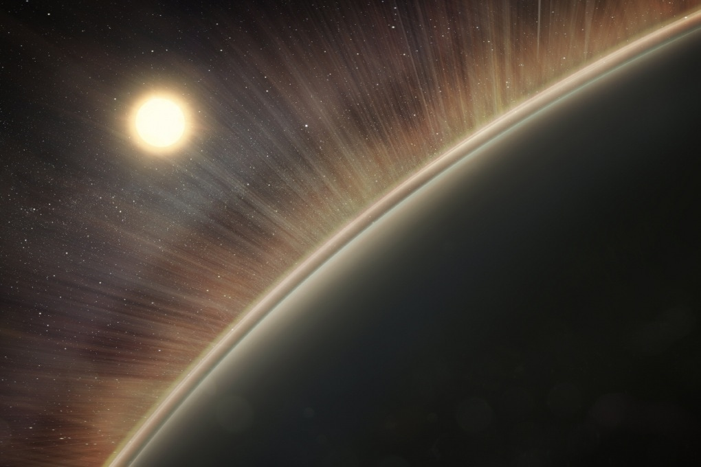 La lezione di Venere: il campo elettrico ha strappato l'ossigeno dalla sua atmosfera