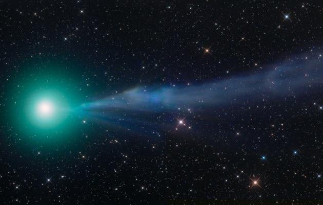 Alcol e zucchero da una cometa for Interno q2