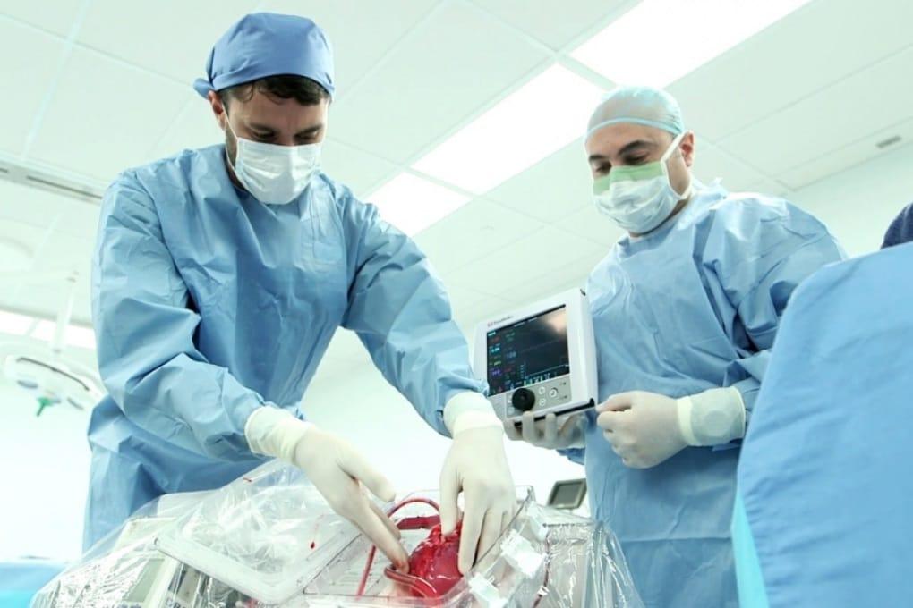 Trapianti: un dispositivo tiene in vita il cuore dopo la morte