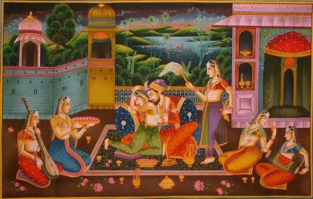 I paradisi delle diverse religioni