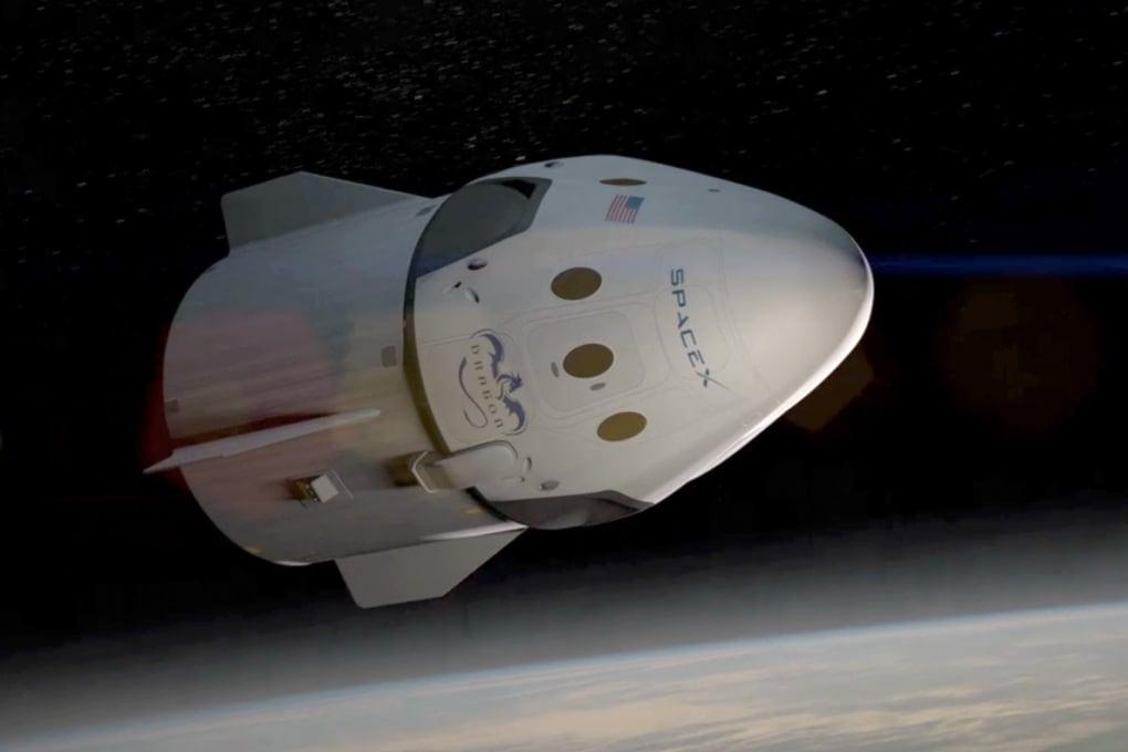SpaceX e il test di salvataggio astronauti