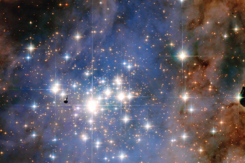 Uno scrigno di gioielli stellari