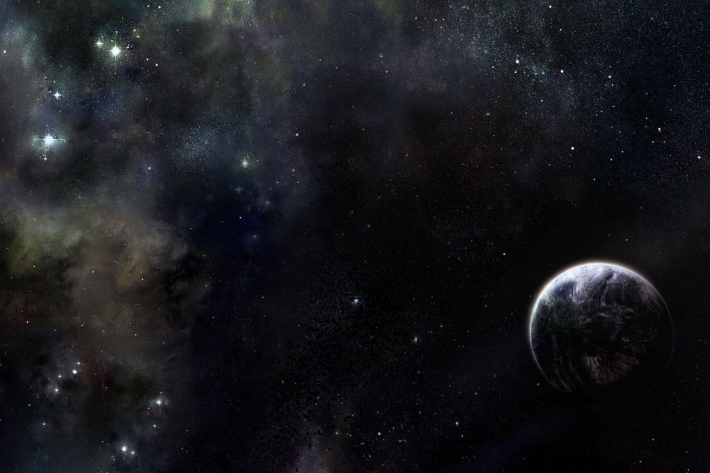 Il baby-pianeta perso nello spazio