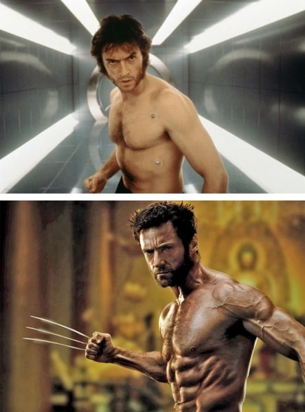 wolverine2000and2013