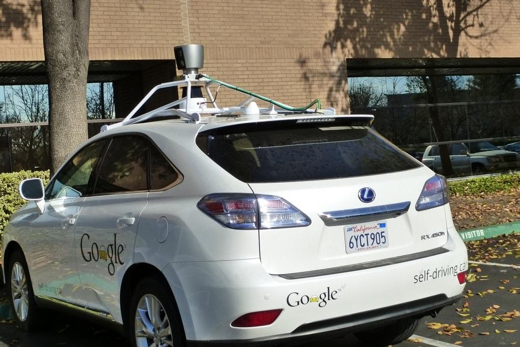 Come ti cracco la Google Car