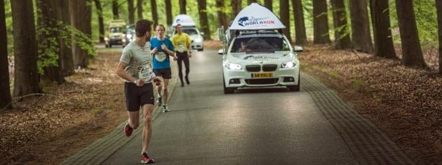 Wings For Life World Run, corri e aiuti la ricerca