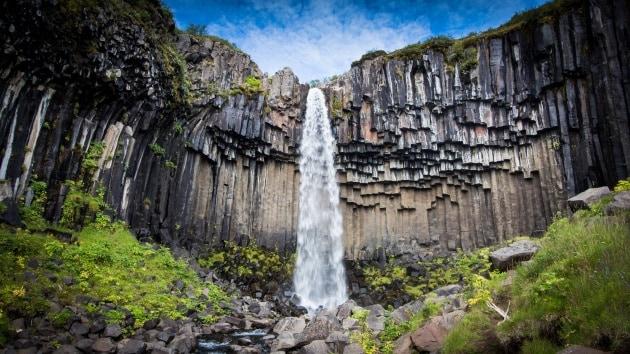 Anidride carbonica catturata e tramutata in roccia