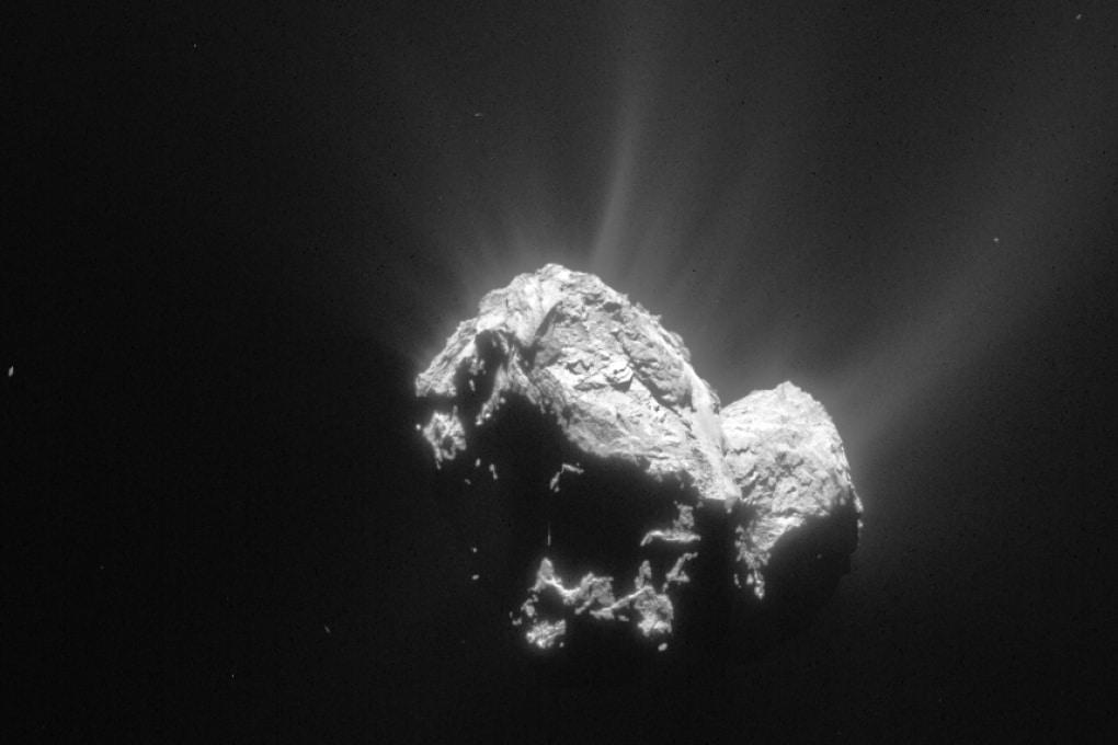 Rosetta a caccia di segnali da Philae