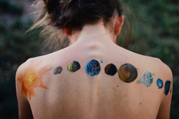 Che cosa significano i simboli dei pianeti?