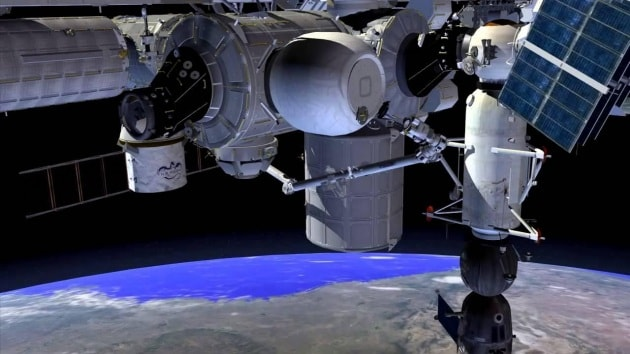 Il modulo gonfiabile per la ISS