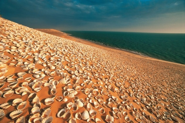 Antico sistema di fiumi sotto le sabbie del Sahara