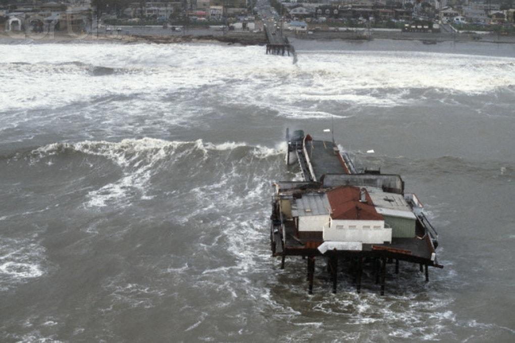 In corso il peggiore El Niño da 65 anni a questa parte