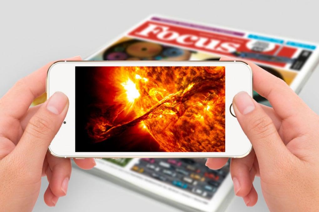 Che cosa pensi della App della realtà aumentata di Focus?