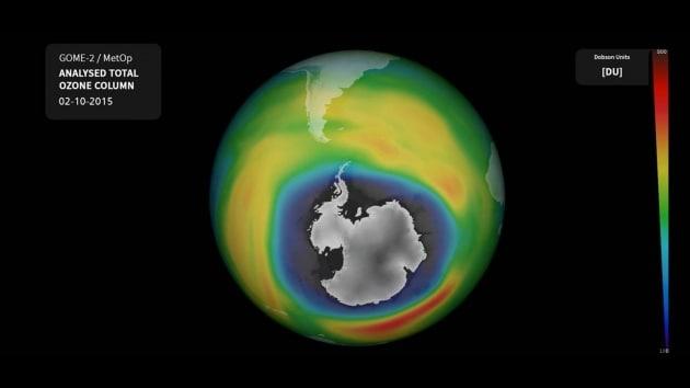 Il buco dell'ozono torna ad aprirsi