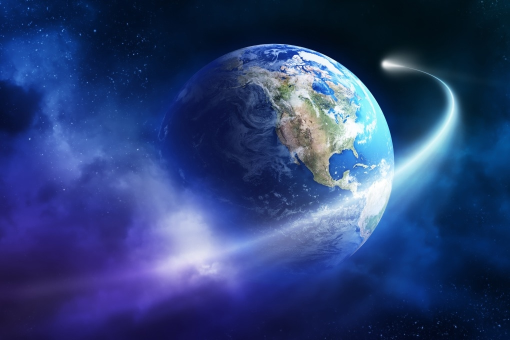 Un anno… nell'Universo