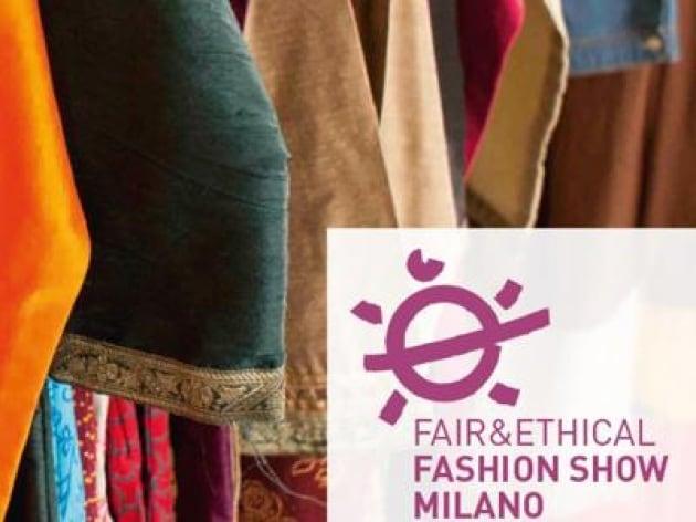 Fair&Ethical Fashion Show, dal 22 al 24 maggio Milano si 'veste' con la moda etica e sostenibile