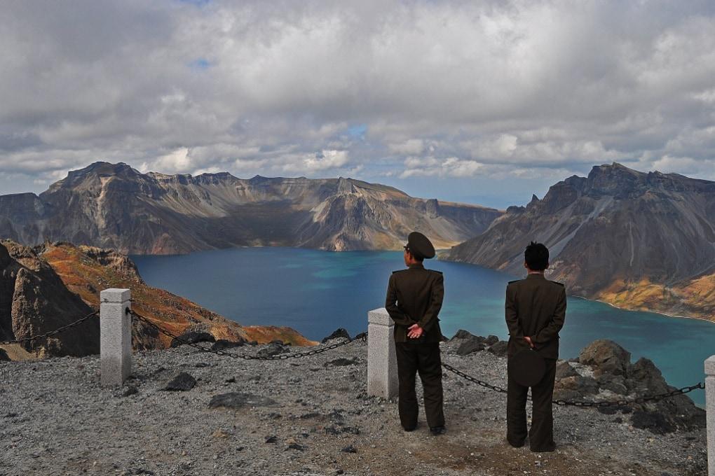 Corea del Nord e Occidente uniti nello studio di un supervulcano