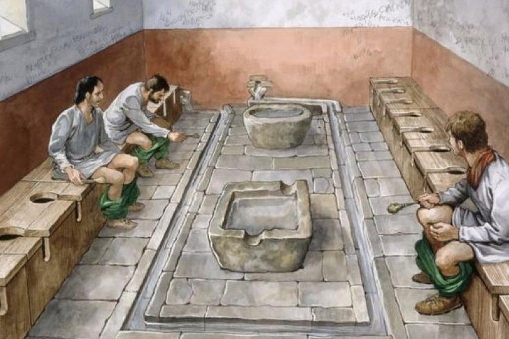 Le virtù della pipì (e non solo) al tempo dei romani