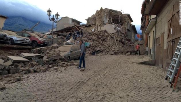 Il terremoto in Centro Italia: le cause